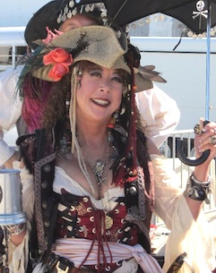 Pirate Entertainers in Key West