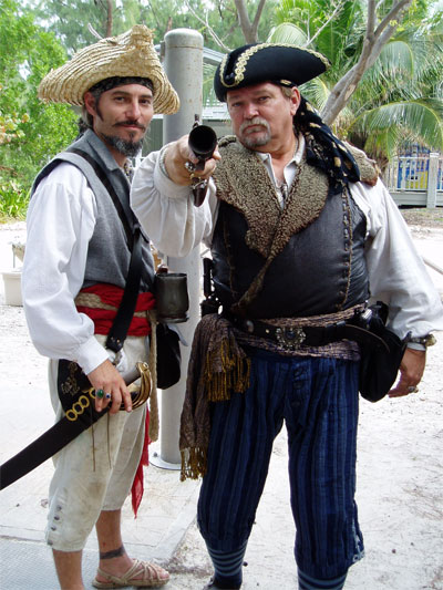 Pirates in Paradise Festival